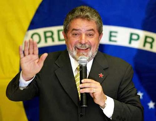 Lula reafirma la creación de empleos en Brasil y el crecimiento para el 2.010